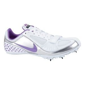 Nike rival track spikes